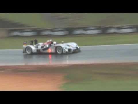 Petit Le Mans: The Audi R15 TDI