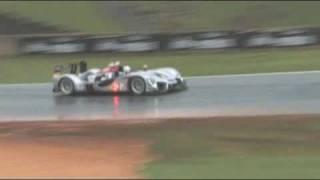 Audi R15 TDI Petit Le Mans Race Videos