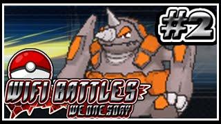 Pokemon ORAS WIFI Battle: KrimZen VS RoyalLucario (Mixed Tier) - WIFI Battle Wednesday #002