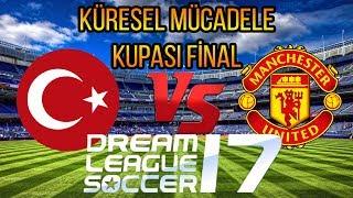Türkiye nin En İyi Defansı Dream League Soccer 2017 1 Küme Final Bölüm 19 Android Türkçe