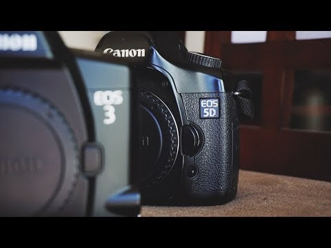 Can Film Keep up with Digital? (Canon EOS 3 vs Canon 5D Classic)