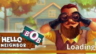 Hello Neighbor Bob | Hello Neighbor RIP OFF