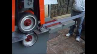 VIPS BELT GRINDING MACHINE