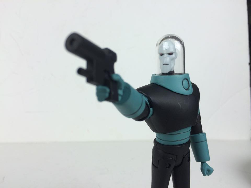 THE NEW BATMAN ROVENTURES TOY FIGURE TWO FACE THE RIDDLER Or MISTER FREEZE