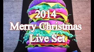 Merry Christmas Mix ( 2014 Live Set by Evgeny Borisov on Pioneer DDJ-SX) :: FREE DOWNLOAD