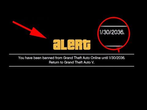 GTA 5 BANN BIS 2036 ?! - Neues Update BANNT Spieler 20 JAHRE | iCrimax
