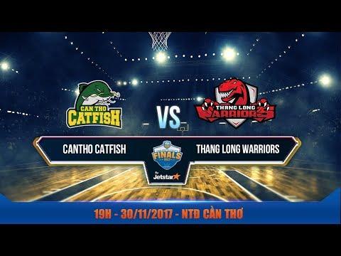 #Livestream || FINAL - Game 4: Cantho Catfish vs Thang Long Warriors  29/11 | VBA 2017 by Jetstar