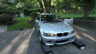 HOW TO:  BMW E46 M3 Oil Change (2001 to 2006 Model Years)