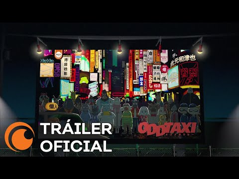 ODDTAXI | TRÁILER OFICIAL