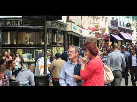 City Scenes - Norwich Summer 2015