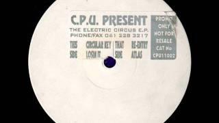 C.P.U. - Circular Key (1991)