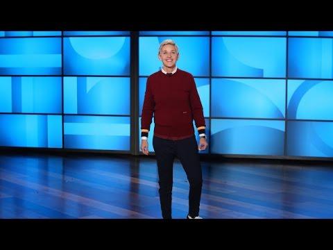 Ellen on Her Most Important Job
