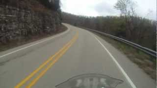 Arkansas Highway 341, Push Mtn Rd | Arkansas Motorcycle Roads
