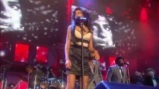 Amy Winehouse - Rehab (Live from Nelson Mandela 90th Birthday Celebrations)