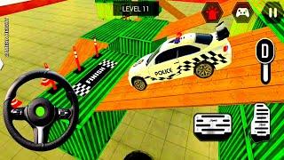 Police Car Parking Simulator 2020 : Free Car Games - Gameplay Android,ios screenshot 5