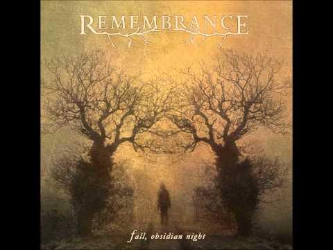 Remembrance - Obsidian (2010) + lyrics