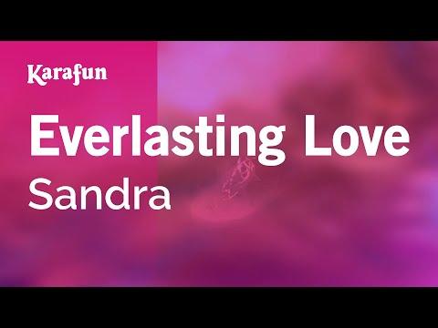 Karaoke Everlasting Love - Sandra *