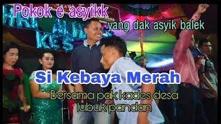 Om Rajawali music/Si kebaya Merah/Music dangdut,