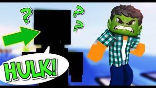 """Minecraft #328 -  """"Aleja fejmu, Hulk?!"""""""