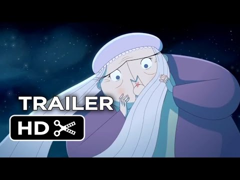 Song of the Sea US Release TRAILER - Oscar Nominated Animated Movie HD