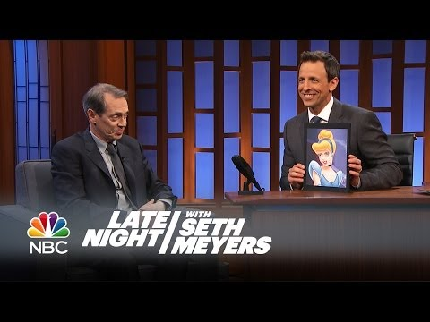 Steve Buscemi Responds to the Buscemi Eyes Meme - Late Night with Seth Meyers