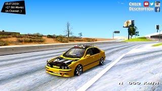BMW Modifiye Faruk Özer Araç - GTA San Andreas 1440p / 2,7K