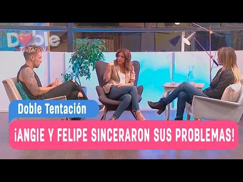 Doble Tentación - ¡Angie y Felipe sinceraron sus problemas! / Capítulo 18