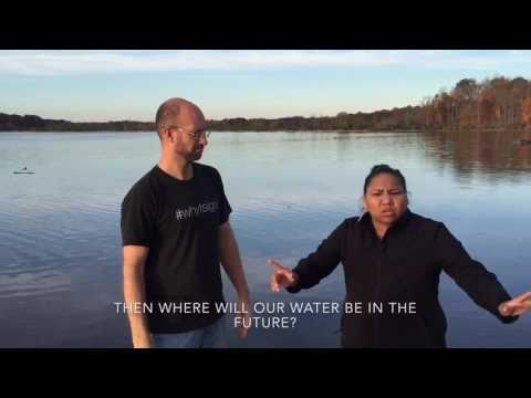 Water is life! Support #NODAPL | ASL - American Sign Language