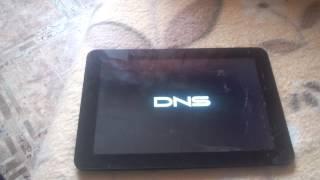 видео Как сделать Hard Reset на планшете DNS