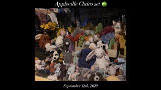 Appleville Clairo (9/12/2020)
