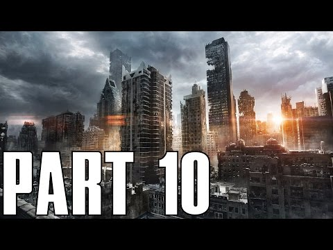 The Division Gameplay Part 10 - Broadway Emporium Story Mission (PS4 PC XBOX HD)