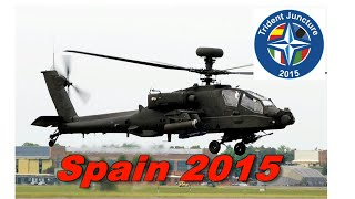 Spain NATO Trindent Junture 2015. ZAZ.