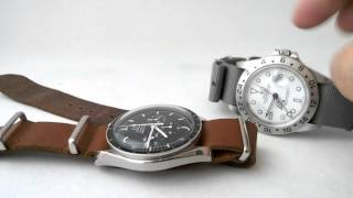 NATO s - I love my Nato Straps on my Luxury Wrist Watches