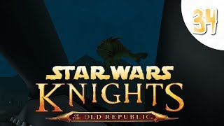 GIANT SHARK! | Modded Star Wars Knights of the Old Republic Episode 34!