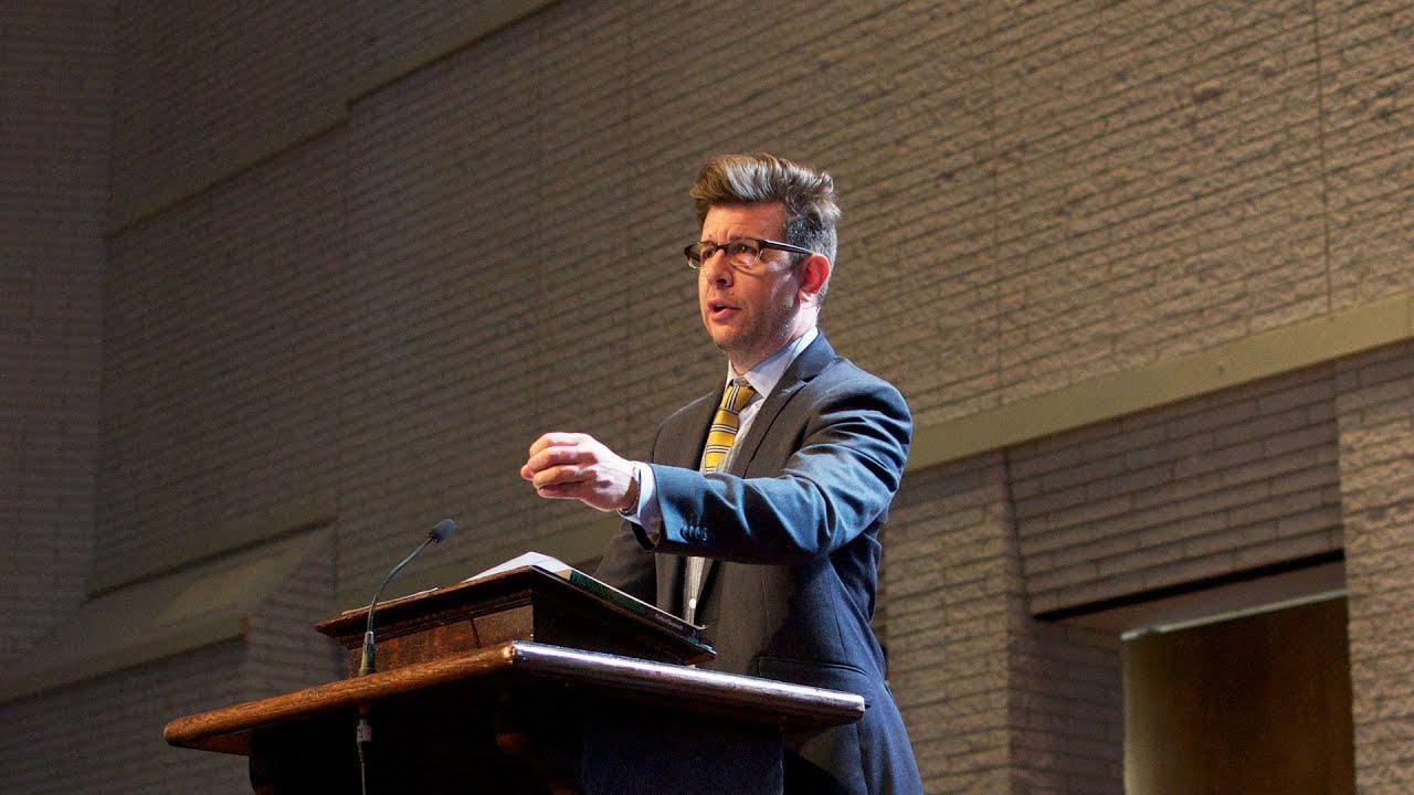 Colossians 1:1-10: Faith, Love, Hope | Rev. Grant Lowe