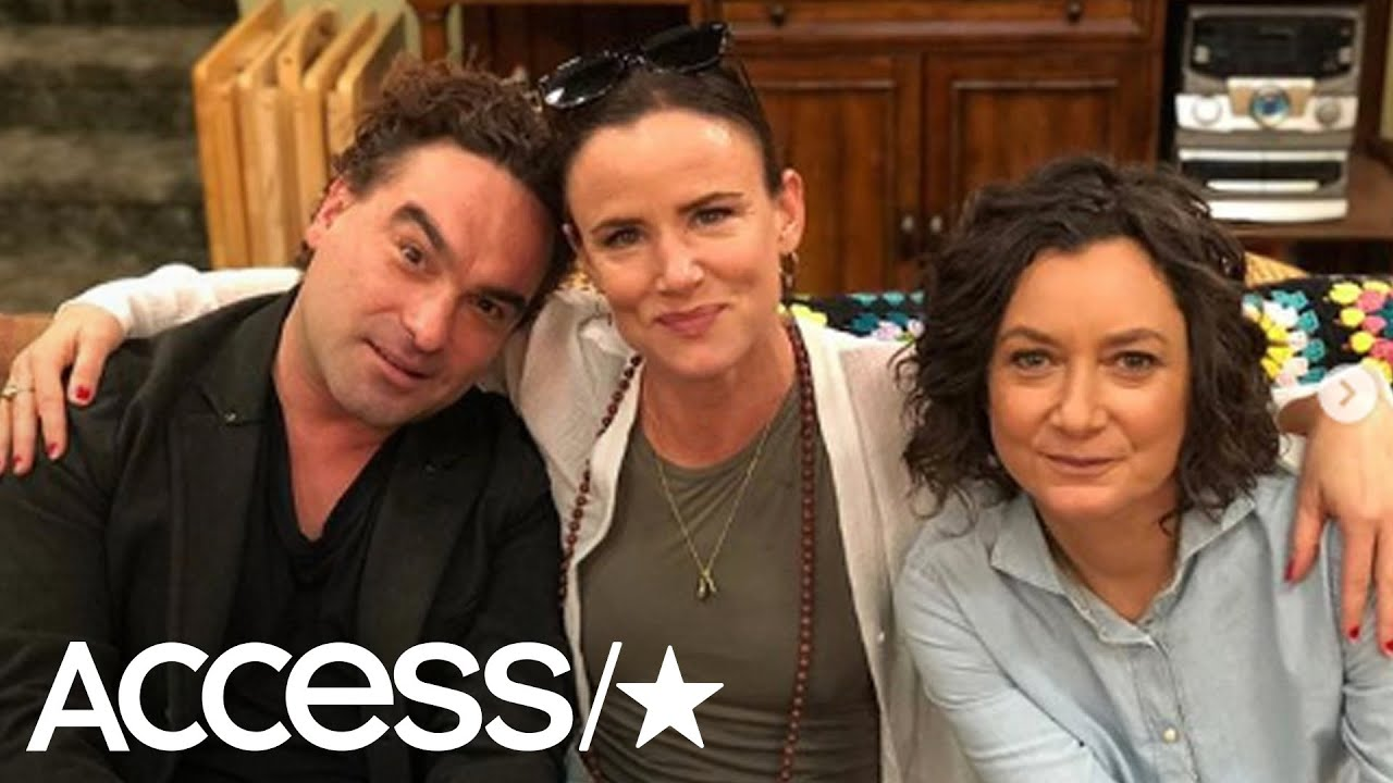 Johnny Galecki on the End of The Big Bang Theory and Possibly Joining The Connors
