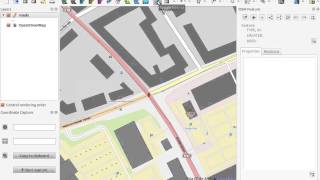 creating and editing polyline shapefiles in QGIS