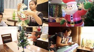 Indian Vlogger Soumali    Is baar Christmas me Kya Kya Leya    Vlogmas 2018