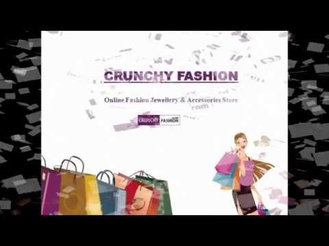 Indian Designer Fashion Jewelry by Crunchy fashion Private Limited