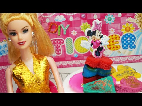 Barbie Princess Doll Playground Barbie Baby Doll Play In Luna Park Kids Video Youtube