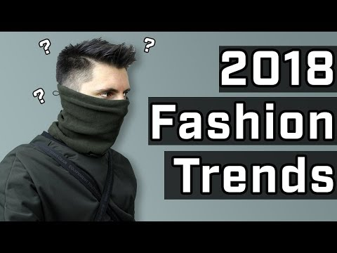 5 Fashion Trends I'd Like to See in 2018