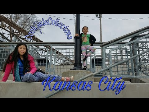 Just another Kansas City adventure |VLOG Berkley Riverfront Park