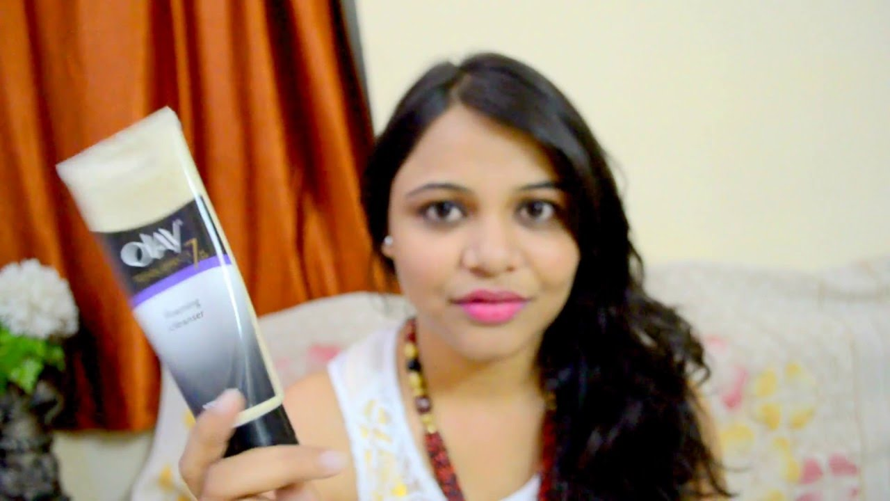 OLAY TOTAL EFFECT FAIRNESS CREAM REVIEW | OLAY FACE WASH REVIEW |