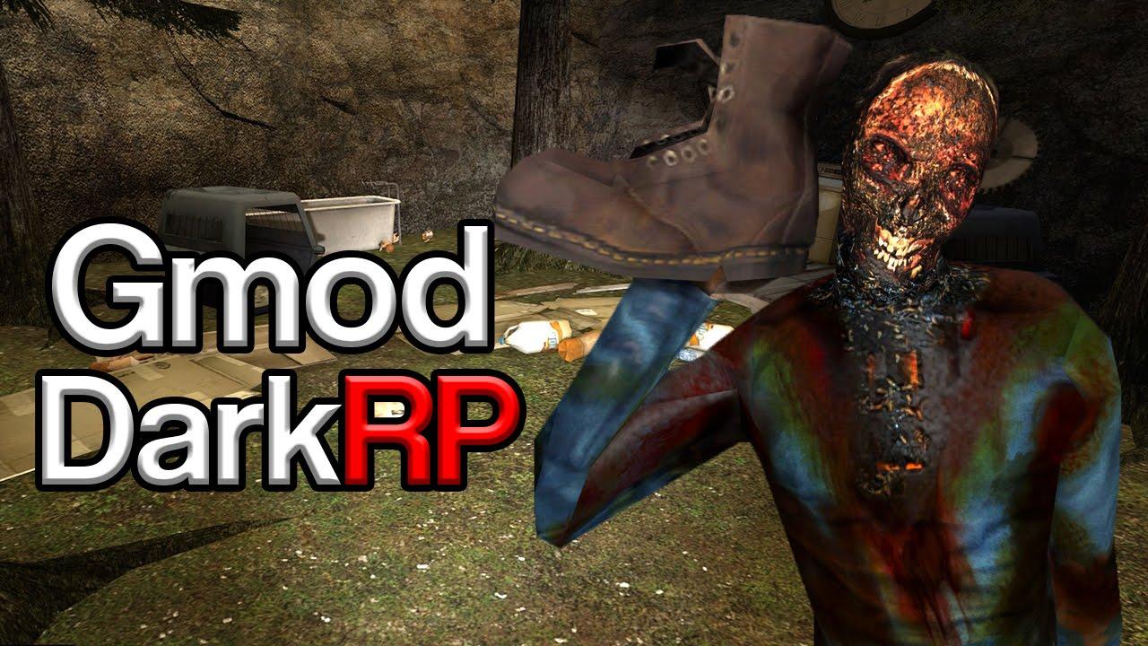 The Hobo (Gmod DarkRP)