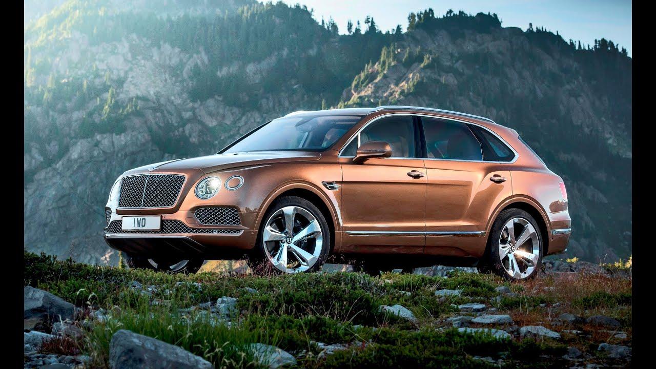 2017 Bentley BENTAYGA Launch Video - YouTube