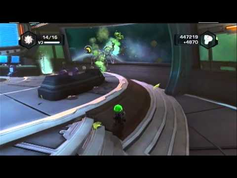 Ratchet & Clank Future: A Crack In Time Part 37: All Aboard The Train To Lonely Town