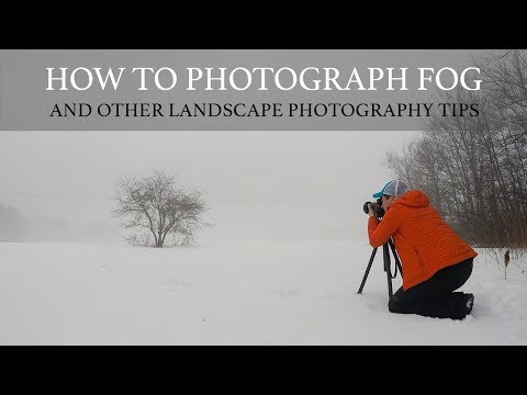 How to Photograph Fog | And Other Landscape Photography Tips