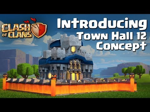 Clash of Clans Huge Update | TOWN HALL 12!? New Christmas Update Possibility + Concepts | CoC 2017