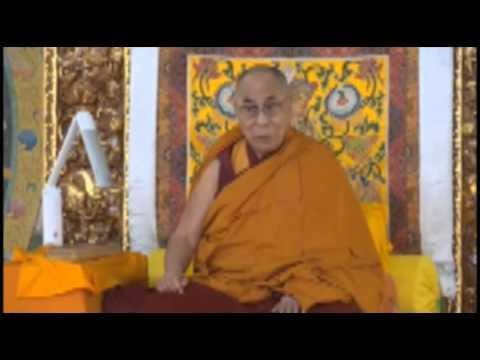 The 27 minute speech by Dalai Lama on Dorje Shugden (English)