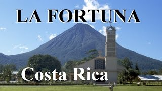 Costa Rica La Fortuna (Beautiful)